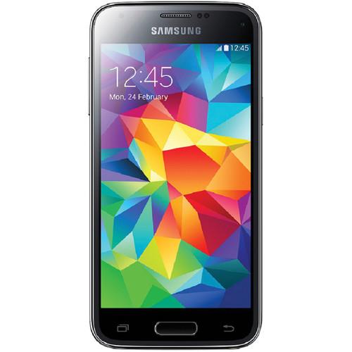 Samsung Galaxy S5 Mini SM-G800F 16GB Smartphone (Unlocked, Black)
