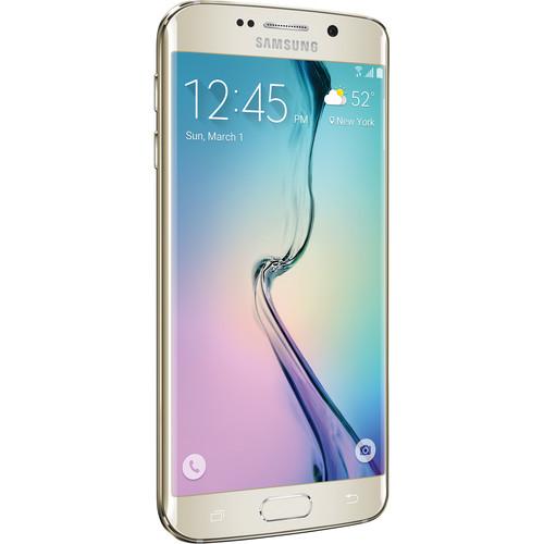 Samsung Galaxy S6 edge SM-G925V 32GB Smartphone (Verizon, Gold)