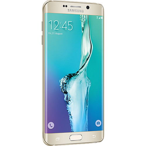 Samsung Galaxy S6 edge+ SM-G928G 32GB Smartphone (Region Specific Unlocked, Gold Platinum)