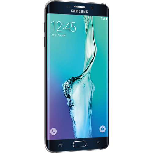 Samsung Galaxy S6 edge+ SM-G928I 64GB Smartphone (Unlocked, Black Sapphire)