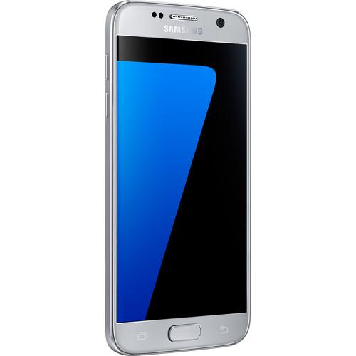 Samsung Galaxy S7 Duos SM-G930FD 32GB Smartphone (Unlocked, Silver)