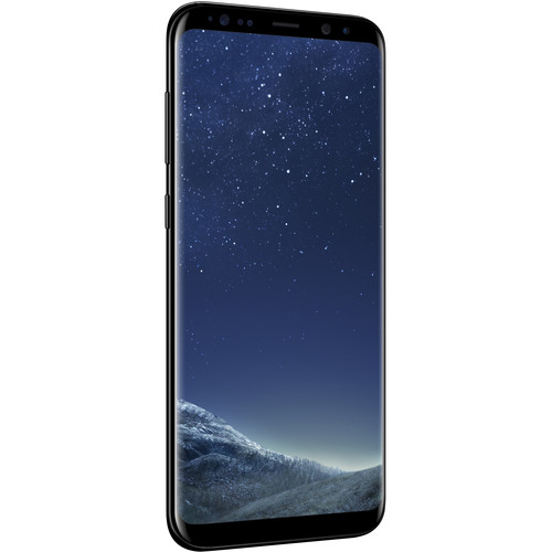 Samsung Galaxy S8+ 64GB Smartphone with Charger + $100 GC