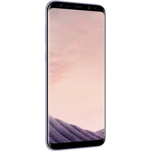 Samsung Galaxy S8+ SM-G955F 64GB Smartphone (Unlocked, Orchid Gray)