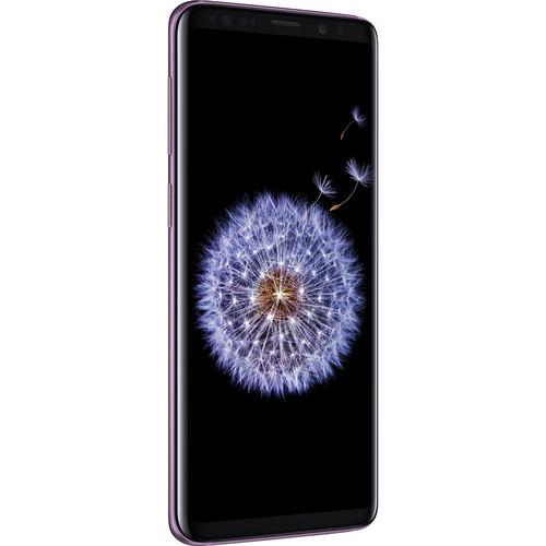 Samsung Galaxy S9 SM-G960U 64GB Smartphone (Unlocked, Lilac Purple)