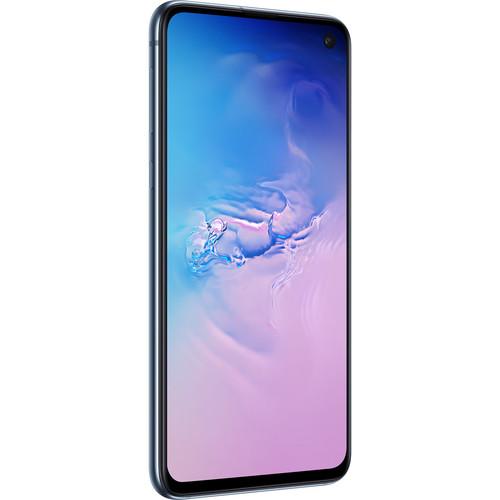 Samsung Galaxy S10e SM-G970U 256GB Smartphone (Unlocked, Prism Blue)