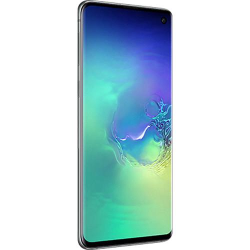Samsung Galaxy S10 SM-G973F Dual SIM 128GB Smartphone (Unlocked, Green)