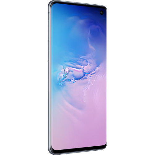 Samsung Galaxy S10 SM-G973U 128GB Smartphone (Unlocked, Prism Blue)