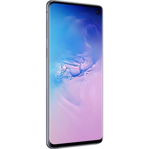 Samsung Galaxy S10 SM-G973U 512GB Smartphone (Unlocked, Prism Blue)