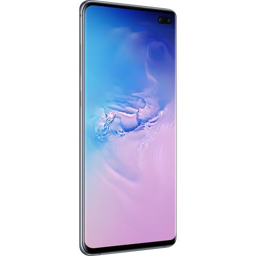 Samsung Galaxy S10+ SM-G975U 128GB Smartphone (Unlocked, Prism Blue)