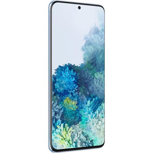 Samsung Galaxy S20 5G SM-G981U 128GB Smartphone (Unlocked, Cloud Blue)