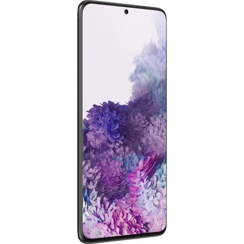 Samsung Galaxy S20+ 5G SM-G986U 128GB Smartphone (Unlocked, Cosmic Black)