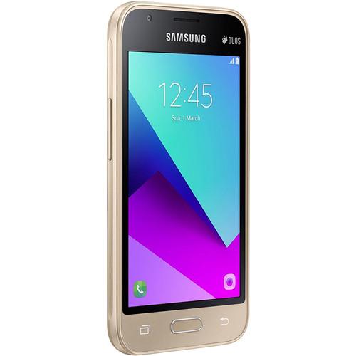 Samsung Galaxy J1 Mini Prime SM-G106M Duos 8GB Smartphone (Region Specific Unlocked, Gold)