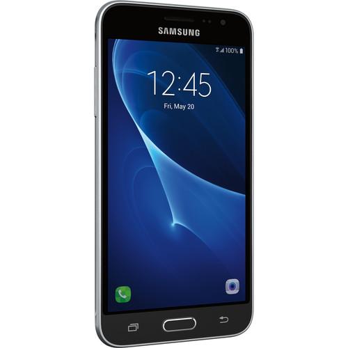Samsung Galaxy J3 J320 16GB Smartphone (Unlocked, Black)