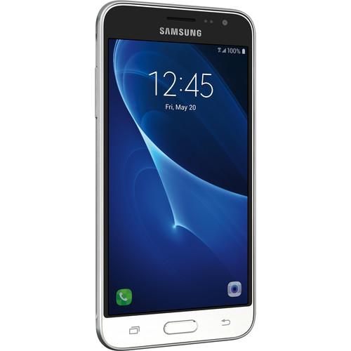 h samsung j3 samsung galaxy j3 j320 16gb smartphone sm j320azwaxar b h photo