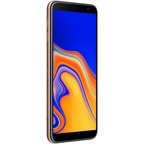 Samsung J4+ SM-J415 Dual-SIM 32GB Smartphone (Unlocked, Gold)