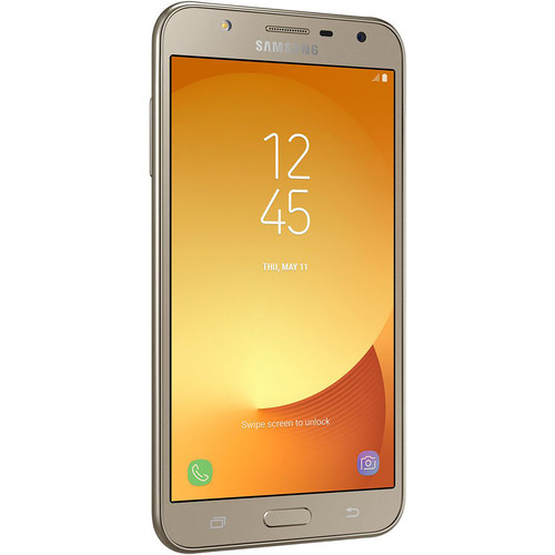 Samsung Galaxy J7 Neo SM-J701M 16GB Smartphone (Region Specific Unlocked, Gold)