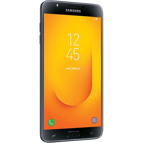 Samsung Galaxy J7 Duo 32GB Smartphone (Unlocked, Black)