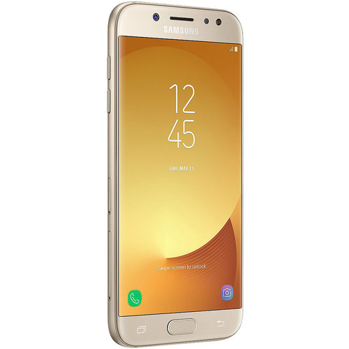 Samsung Galaxy J7 Pro SM-J730G 16GB Smartphone (Region Specific Unlocked, Gold)