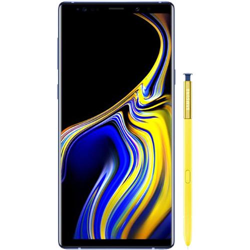 Samsung Galaxy Note9 SM-N960FD Dual-SIM 128GB Smartphone (Ocean Blue)