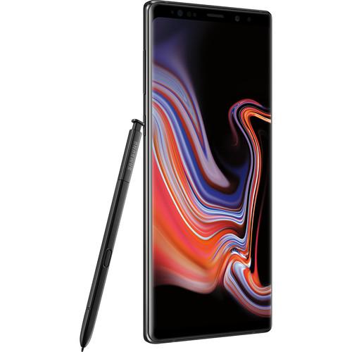 Samsung Galaxy Note9 SM-N960U 128GB Smartphone (Black)
