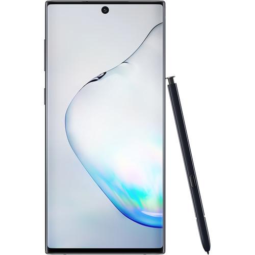 Samsung Galaxy Note10 SM-N970U 256GB Smartphone (Unlocked, Aura Black)