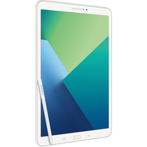 "Samsung 10.1"" Galaxy Tab A P580 16GB Tablet with S Pen (Wi-Fi Only, White)"