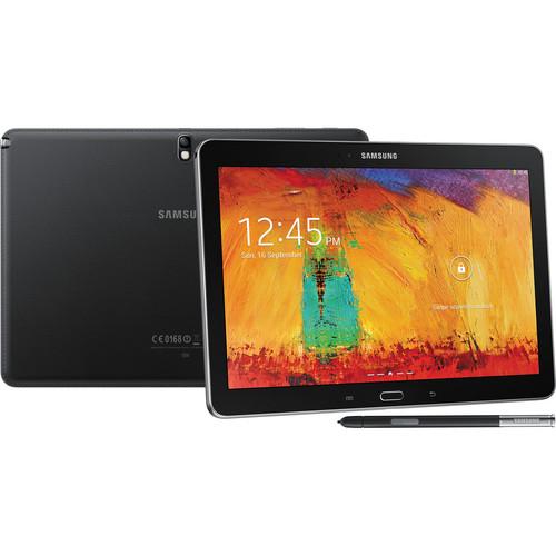 """Samsung 32GB Galaxy Note 2014 Edition 10.1"""" Wi-Fi Tablet (Black)"""