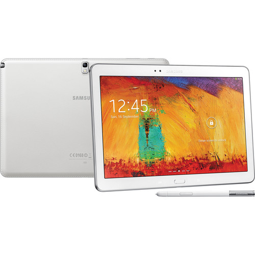 "Samsung 16GB Galaxy Note 2014 Edition 10.1"" Wi-Fi Tablet (White)"