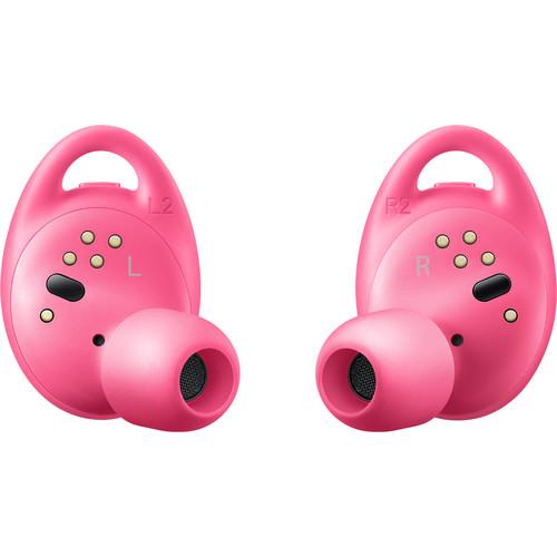 Samsung Gear IconX Wireless Earbuds (2018 Version, Pink)