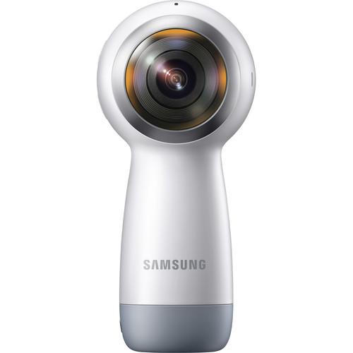 Samsung Gear 360 4K Spherical VR Camera