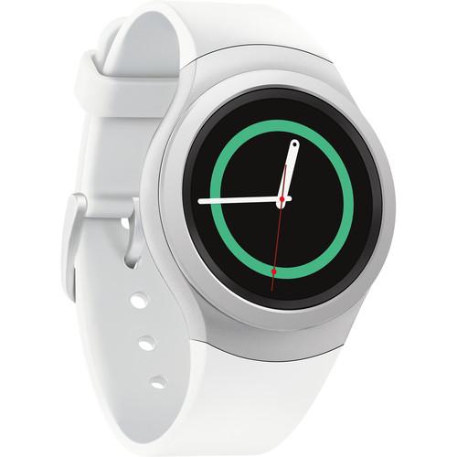 Samsung Gear S2 Smartwatch (White)