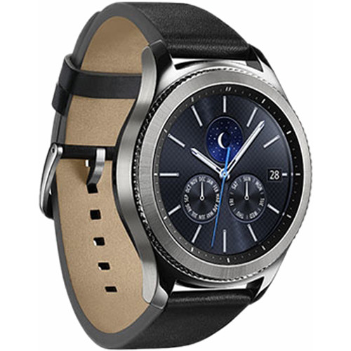 Samsung Gear S3 classic Smartwatch (Large Band)