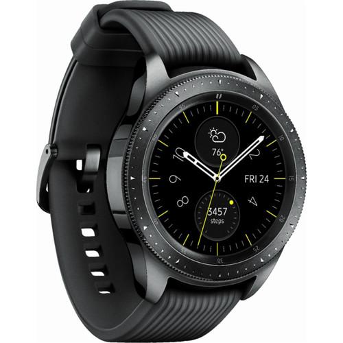 Samsung Galaxy Watch (Midnight Black, 42mm, Bluetooth)