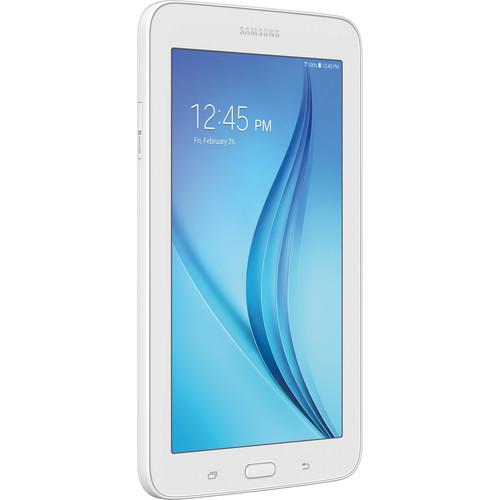 "Samsung 7.0"" Tab E Lite 8GB Tablet (Wi-Fi Only, White)"