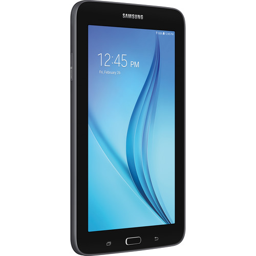 "Samsung 7.0"" Tab E Lite 8GB Tablet (Wi-Fi Only, Black)"