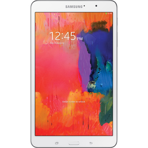 "Samsung 16GB Galaxy Tab Pro 8.4"" Tablet (Wi-Fi Only, White)"
