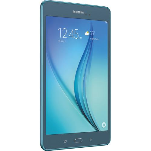 """Samsung 16GB Galaxy Tab A 8.0"""" Wi-Fi Tablet (Blue)"""