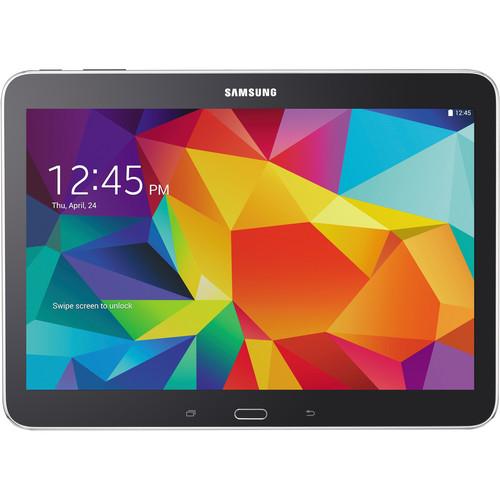 """Samsung 16GB Galaxy Tab 4 Multi-Touch 10.1"""" Wi-Fi Tablet (Black)"""