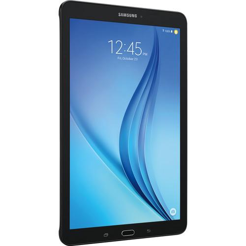 samsung 16gb galaxy tab e 9 6 wi fi tablet sm t560nzkuxar. Black Bedroom Furniture Sets. Home Design Ideas