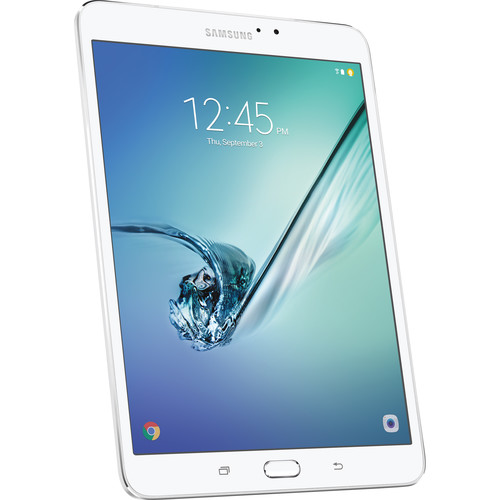"Samsung 32GB Galaxy Tab S2 8"" Wi-Fi Tablet (2016, White)"