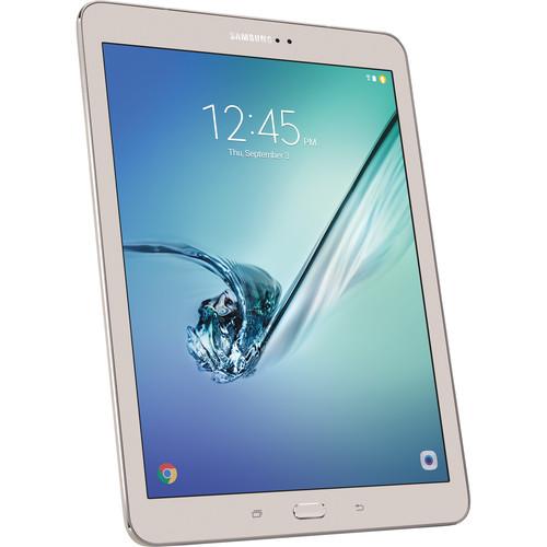 "Samsung 32GB Galaxy Tab S2 9.7"" Wi-Fi Tablet (2016, Gold)"
