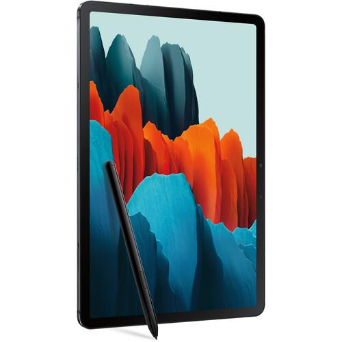 """Samsung 11"""" Galaxy Tab S7 256GB Tablet (Wi-Fi Only, Mystic Black)"""