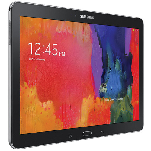 "Samsung 32GB Galaxy Tab Pro 12.2"" Wi-Fi Tablet (Black)"