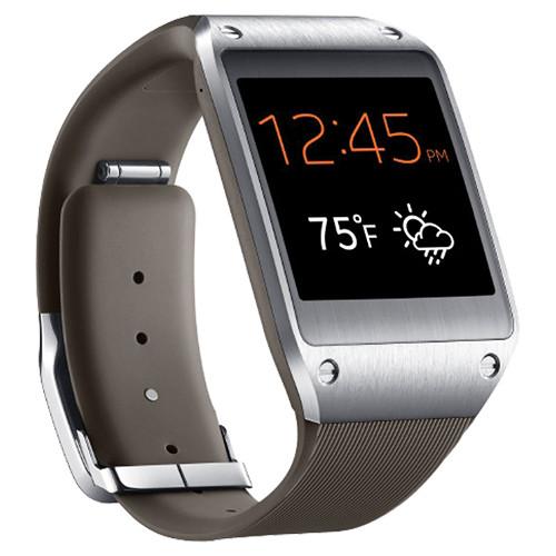 Samsung Galaxy Gear Smartwatch (Mocha Gray)
