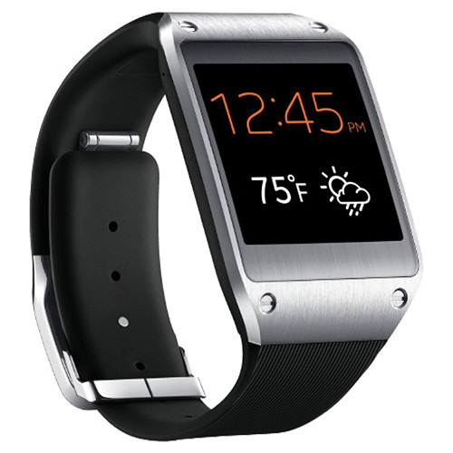 Samsung Galaxy Gear Smartwatch (Jet Black)