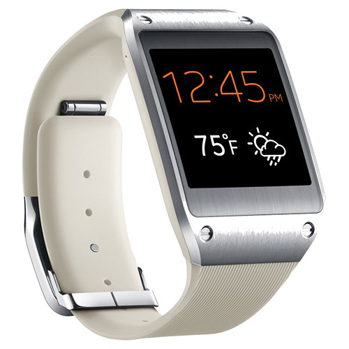 Samsung Galaxy Gear Smartwatch (Oatmeal Beige)