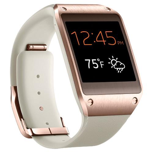 Samsung Galaxy Gear Smartwatch (Rose Gold)