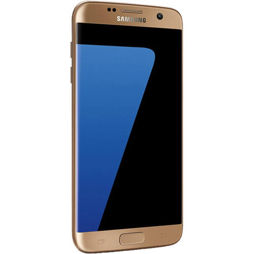 Samsung Galaxy S7 edge SM-G935U 32GB Smartphone (Unlocked, Gold)