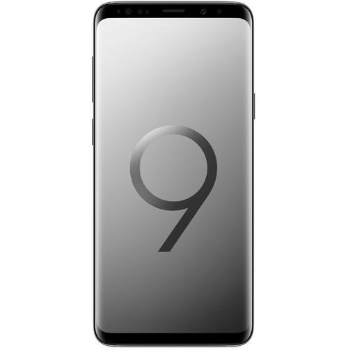 Samsung Galaxy S9 SM-G9600 64GB Smartphone (Unlocked, Gray)