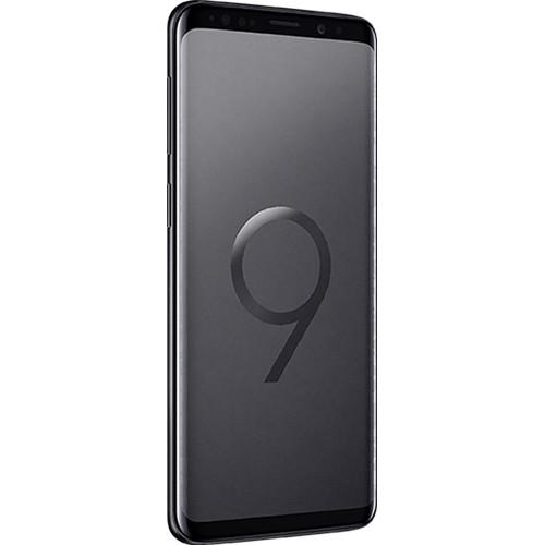 Samsung Galaxy S9 SM-G9600 Dual SIM 64GB Smartphone (Unlocked, Midnight Black)